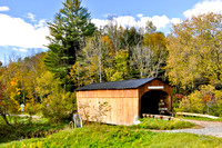 VT COVERED BRIDGE  -09272012-2908